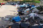 Le immagini delle discariche abusive e dei rifiuti nell'Agrigentino