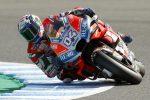 Gp del Giappone: la Ducati di Dovizioso in pole, Marquez in seconda fila
