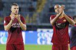 Roma spietata a Empoli, 2-0 con reti di Nzonzi e Dzeko