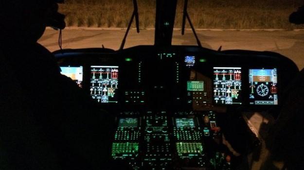 aeronautica militare Trapani Birgi, infarto pescatore a Trapani, Trapani, Cronaca
