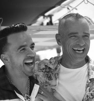 Eros Ramazzotti e Luis Fonsi