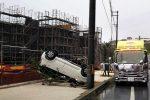 Effetti del tifone Trami in Giappone