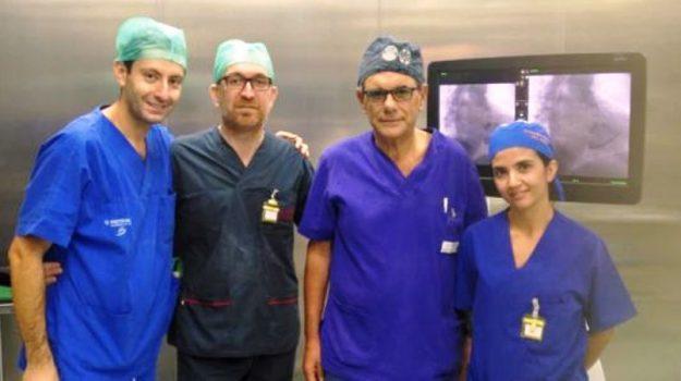 ospedale piemonte messina, pacemaker anziano, Messina, Società