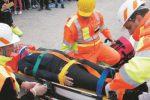"""A Trapani il """"Rescue Day"""", esercitazioni e attività ludiche per ricordare il pompiere deceduto"""