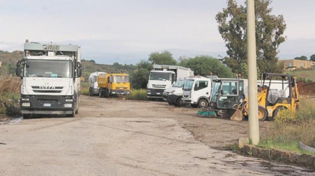 centro raccolta rifiuti Canicattì, ex Foro boario Canicattì, Agrigento, Cronaca
