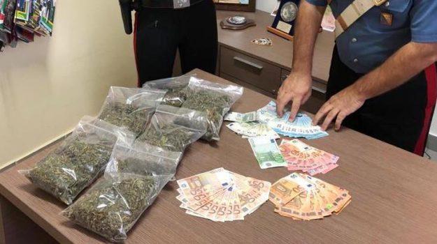 Droga arresto Misilmeri, Palermo, Cronaca