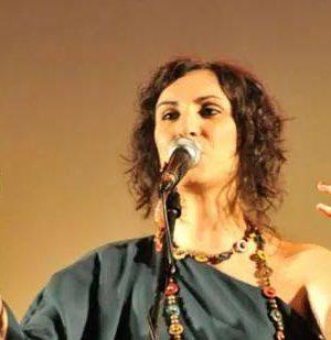 """""""Quantu stiddi"""", la cantante di Enna Francesca Incudine vince il premio Bianca d'Aponte"""