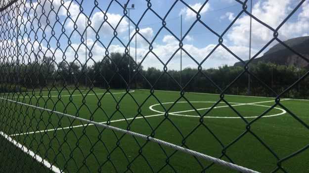 favignana campo di calcio a 5, Trapani, Sport