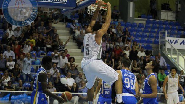 Basket serie A2, fortitudo agrigento orlandina, Agrigento, Sport