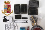 Gela, nascondono a casa hashish e marijuana: tre arresti