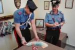 Palermo, tentano di disfarsi di 20 dosi di cocaina in via Dante: arrestati