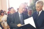 Patto per la sicurezza, Franco Gabrielli a Vittoria