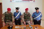 Spacciano droga a Barcellona Pozzo di Gotto, arrestati madre e due figli