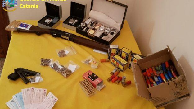 armi e munizioni acireale, Catania, Cronaca
