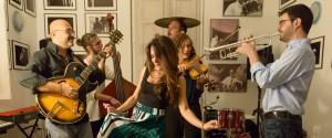"""Jazz vocale e strumentale, il nuovo quintetto """"JasMind"""" in concerto a Palermo"""
