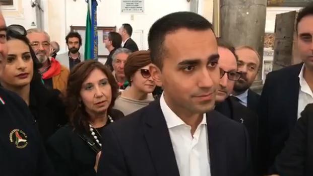 alluvionati, di maio in sicilia, maltempo piazza armerina, Luigi Di Maio, Sicilia, Politica