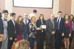 Libertà di stampa e fake news, una scuola di Mazara premiata dal ministro Bussetti