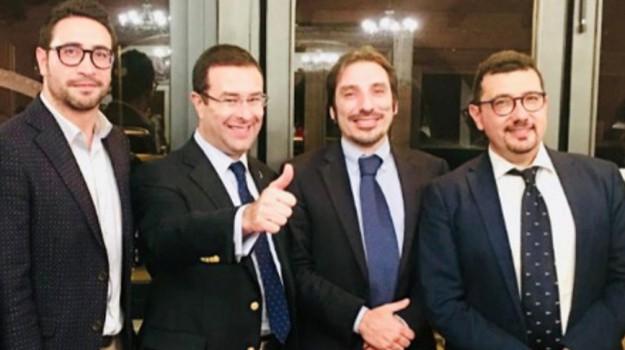 lega in sicilia, Agrigento, Politica