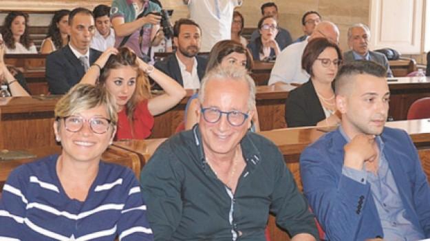 dirigenti comune Licata, Agrigento, Politica