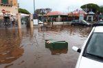 Acqua alta a Palermo dopo la pioggia: le foto della città in ginocchio