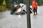 Il maltempo mette in ginocchio la Sardegna: le foto dei danni