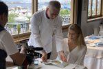 Miss Sicilia e lo chef Caliri sbarcano sulla tv giapponese per raccontare l'Italia