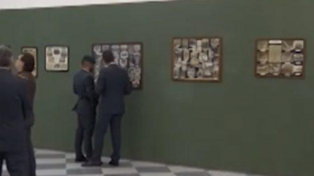 La mostra di Mariannina Coffa Caruso al Real Albergo dei Poveri di Palermo