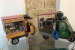 Modellismo in miniatura, lapini in mostra al Castello di Carini: le foto