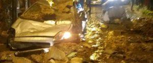 I danni causati dal violento nubifragio che si è abbattuto a Piazza Armerina