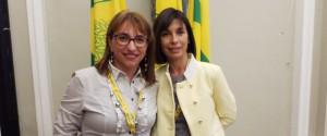 Margherita Scognamillo e Monica Merotto