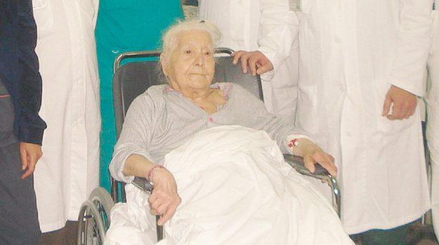 donna più anziana della Sicilia, Mariannina Genovesi, Siracusa, Società