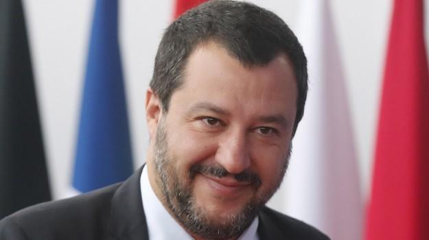 migranti matteo salvini, Matteo Salvini, Sicilia, Politica
