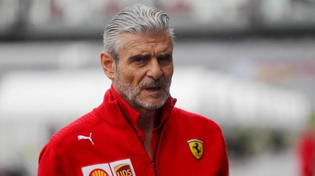 Ferrari Formula Uno, formula 1, Maurizio Arrivabene, Sicilia, Sport
