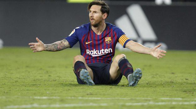 barcellona, Lionel Messi, Sicilia, Calcio