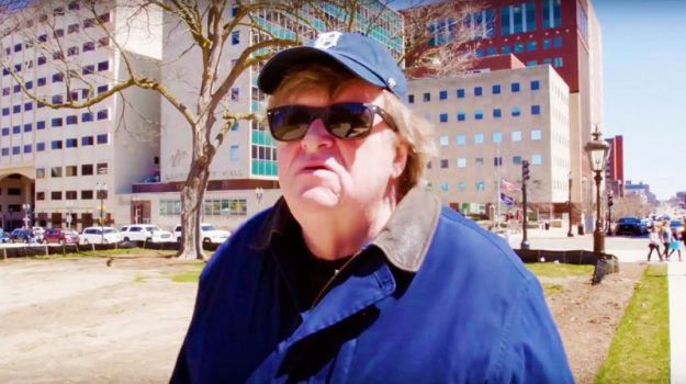 Rgs al cinema, intervista a Michael Moore
