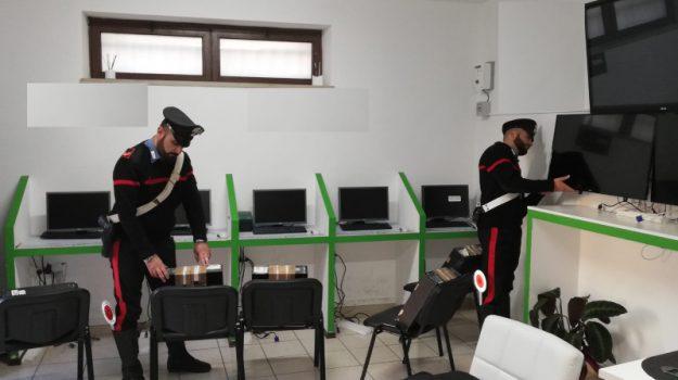 sequestro internet point a Mistretta, Messina, Cronaca