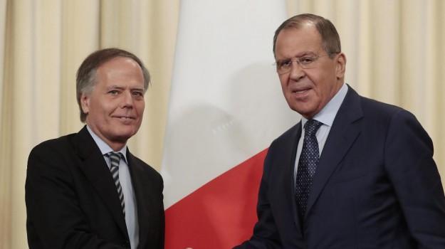 conferenza sulla Libia, Enzo Moavero, Vladimir Putin, Sicilia, Politica