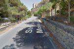 Enna, chiude la strada Monte-Cantina: in poche ore il completamento dei lavori