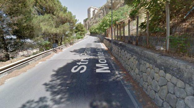 Chiusura strada Monte Cantina Enna, Enna, Cronaca
