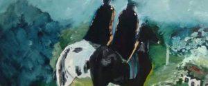 Colore e natura nelle opere del pittore ragusano Roberto Guccione: mostra a Mezzojuso