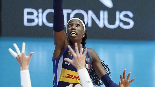 Italia serbia mondiali volley femminile, Sicilia, Sport