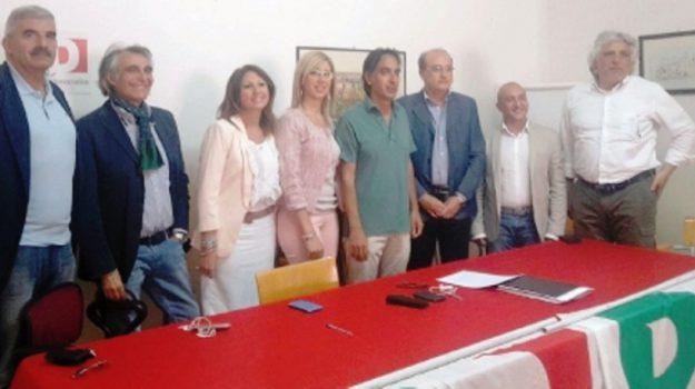 pd caltanissetta, Caltanissetta, Politica