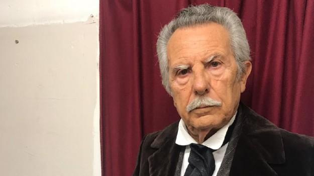 io sono crispi, teatro pirandello, Francesco Crispi, Pippo Pattavina, Agrigento, Cultura