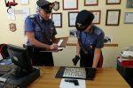 Palma di Montechiaro, un pensionato nascondeva illegalmente pistola e munizioni: ai domiciliari