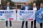 """Carcere Pagliarelli a Palermo, la polizia penitenziaria protesta: """"Aggressioni giornaliere"""""""