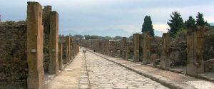 Nuova scoperta a Pompei, l'eruzione sarebbe avvenuta a ottobre e non ad agosto