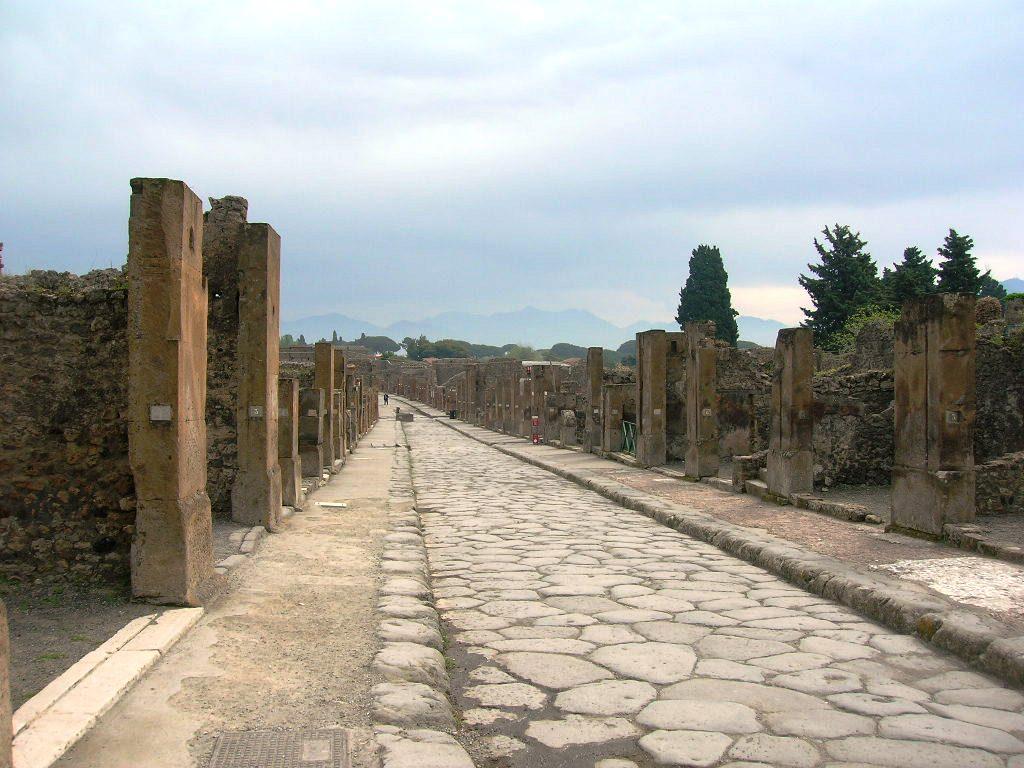 Risultati immagini per foto di pompei e le scoperte