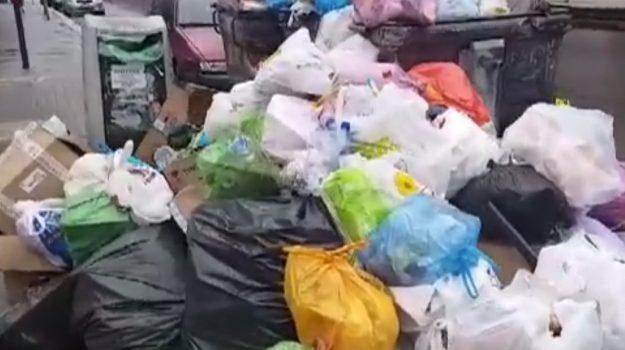 immondizia, rifiuti agrigento, Agrigento, Cronaca