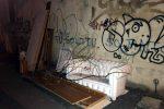 Via Alessio Di Giovanni a Palermo: dopo 4 giorni i rifiuti ingombranti sono ancora lì - Ecco le foto
