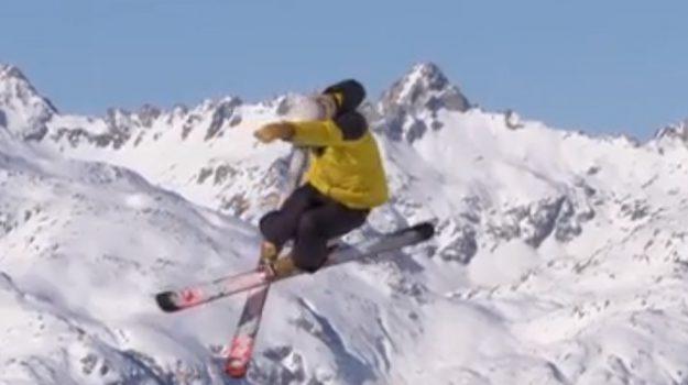 """Sci alpino, Palermo prima tappa del """"3Tre on tour"""": presentato lo slalom di Coppa del Mondo"""